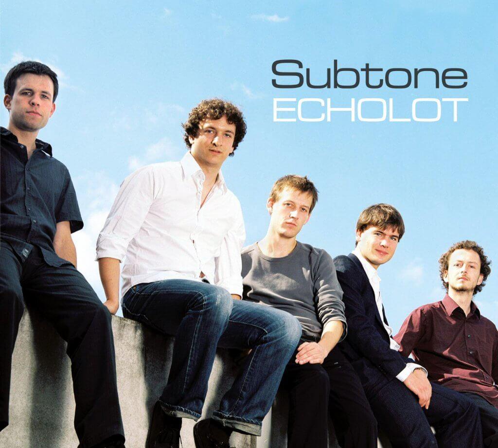 Subtone - Echolot