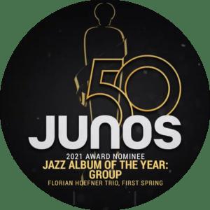 Florian Hoefner Juno nomination