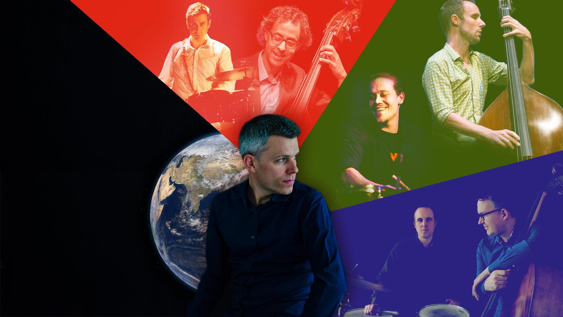 Florian Hoefner - 3 Trios Across The Globe